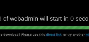Webmin Direct Link