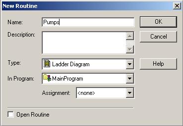 Create Subroutine