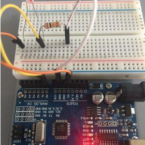 Photo Resistor Hookup