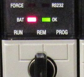 ControlLogix Processor Status