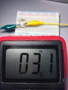 3 Resistors parallel