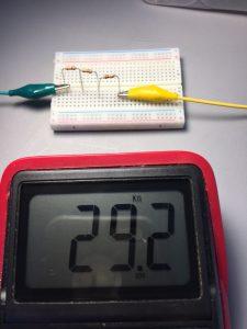 3 Resistors in Series