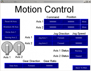 Overview of FactoryTalk View ME (Machine Edition) software