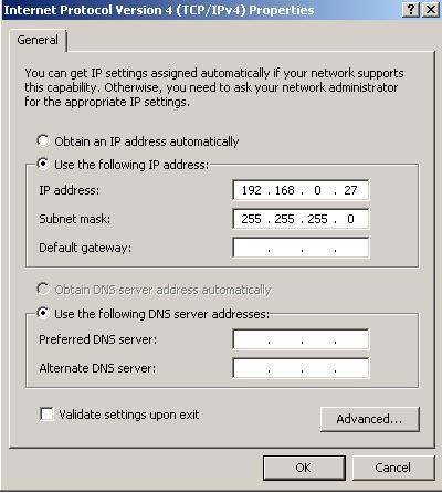 Set IP