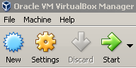 New Virtual Machine