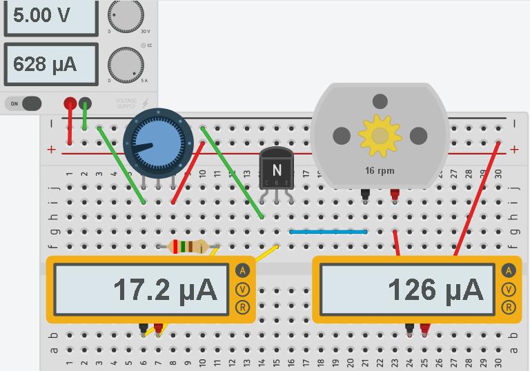 Transistor Depletion