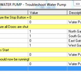 Custom Data Monitor