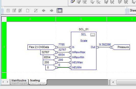 ControlLogix SCL
