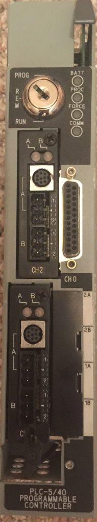 Enhanced PLC-5