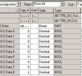 Controllogix tags