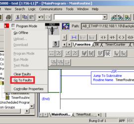 ProcessorFault