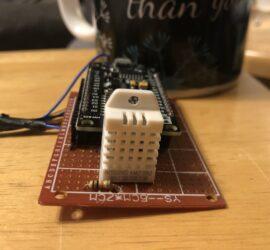Arduino Temperature to ControlLogix