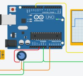 Arduino Analog Output 75%